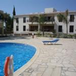квартира в Терсефану Кипр