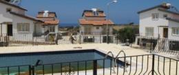 Вилла в Бахчели на берегу моря