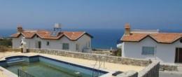 Вилла в горах с видом на море п. Есентепе