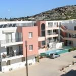 квартира в Пафосе с видом на море