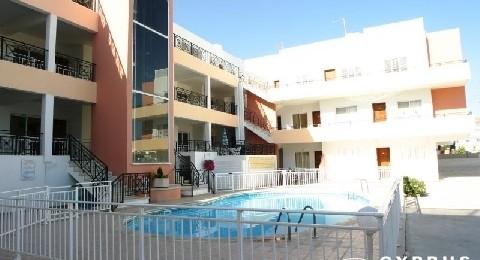 Односпальный апартамент в Пафосе 53 500€ — скидка 14 000€