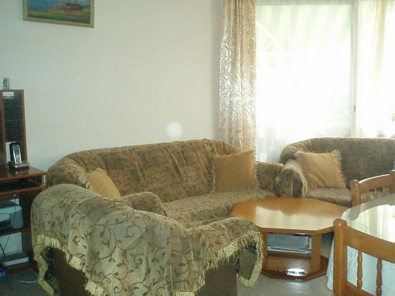 апартамент в Като Пафосе возле моря