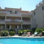 Трехспальный апартамент в Киссонерга — Пафос 100 000€