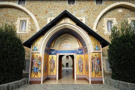 экскурсии по Кипру монастырь Киккос