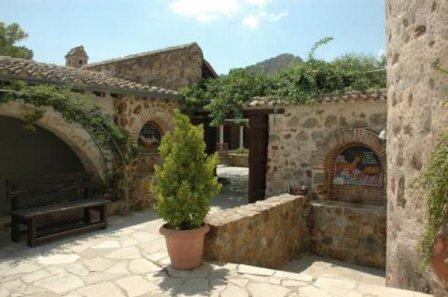 экскурсии по Кипру монастырь Святой Феклы