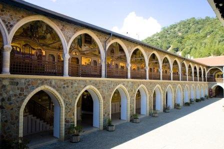 частные экскурсии на Кипрк