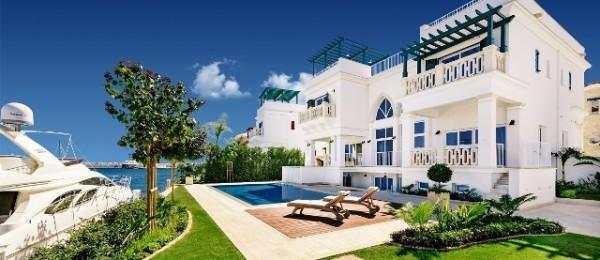 Объем продаж недвижимости на Кипре с начала 2018 года превысил 1 миллиард евро