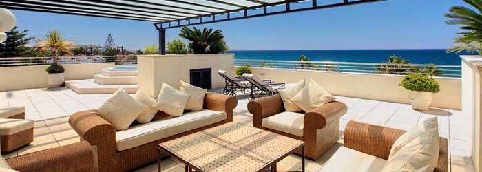 Строительство отелей на Кипре