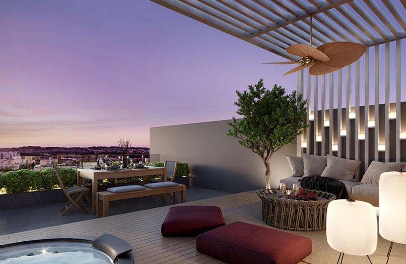 Купить недвижимость в комплексе sunset gardens