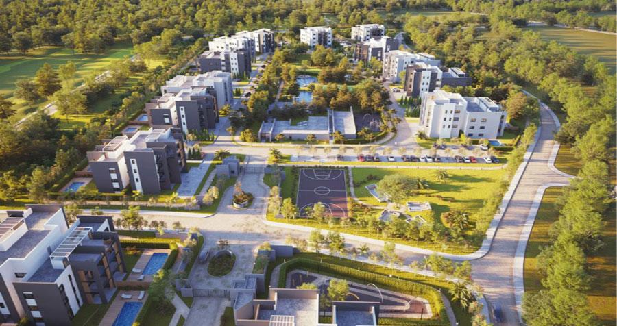 Продажа апартаментов в sunset gardens Кипр