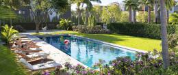 Апартаменты в уникальном комплексе Sunset Gardens в Лимассоле – 1,2,3 спальни