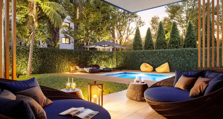Продажа квартир в sunset gardens Лимассол