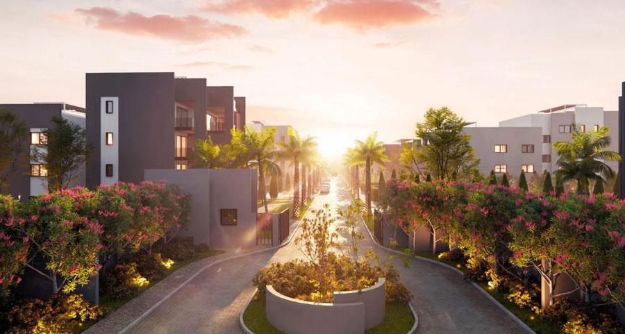 Продажа жилья в sunset gardens Лимассол Кипр